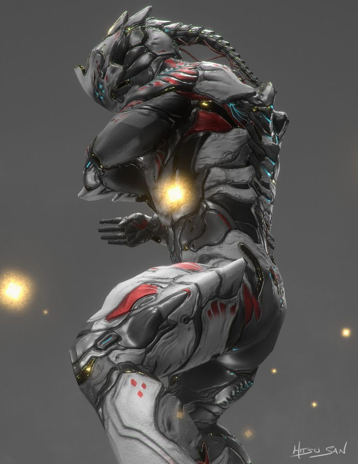 Alternate skin + brand new helmet for the original character Excalibur from Digital Extremes - Warframe. -(RD: Aug 2016)