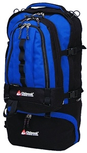 A well rounded and sturdily constructed backpack for all mid to long term expeditions!