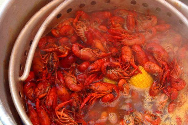 Mudbug Love: A Southern Louisiana Crawfish Boil Recipe via @caskifer