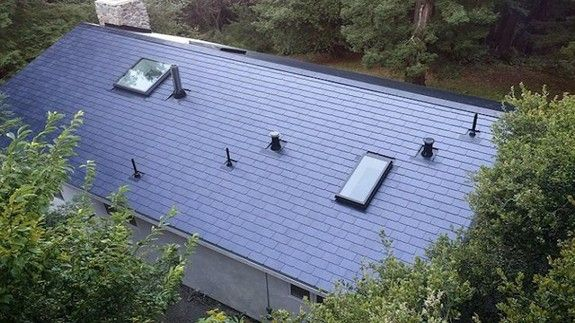 Teslas Solar Roof tiles are out and OMG