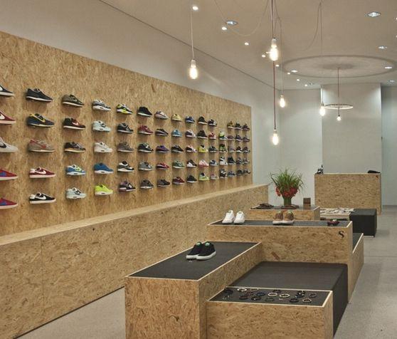 Fashion Display | VM | Display Plinths | OSB Display · Shop Interior  DesignStore ...