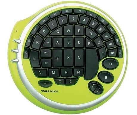 Weird Tech 3: Cool Keyboards