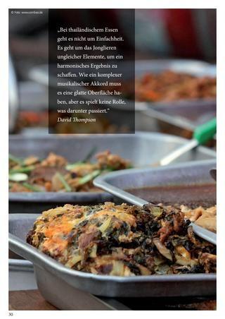 SOULFOOD  Die aromenreiche Asia-Küche sorgt für gute Laune beim Genießen! 58 Seiten mit 75 Rezepten: - von Nudelsuppen bis scharfen Currys - Rezepte aus Thailand, Vietnam, Japan, Myanmar, China und Indien - Asia Street Food - Geschichten und Rezepte aus erster Hand - Sojasaucenherstellung in Südkorea - Würzpasten selber machen - Wundervolle Weine zur Asia-Küche