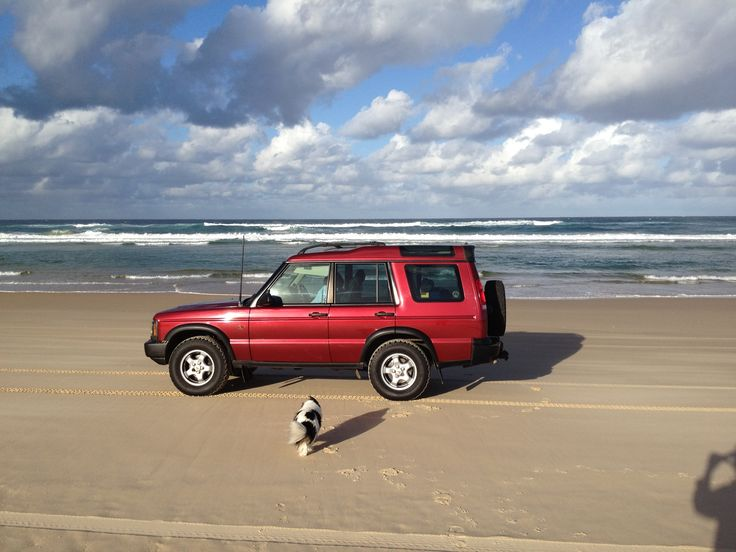 Discovery and Cavalier Smokey Cape Beach, South West Rocks NSW