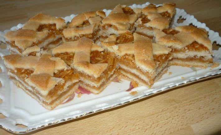 Jablkový mrežovník, recept a taká chuť, presne ako robievala moja stará mama – Báječný domov