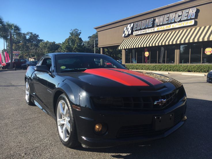 Used 2010 Chevrolet Camaro 2SS Coupe for sale in Pensacola, FL