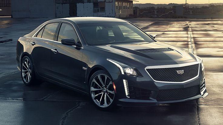 Unveiled: 2016 Cadillac CTS-V Sedan - Read more: http://tagmyride.mobi/unveiled-2016-cadillac-cts-v-sedan/ #automotive #tagmyride