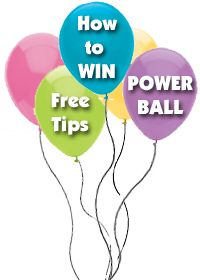 Free lottery tips, how to win Powerball, huge jackpot this week!