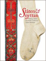 Ny bok om det textila arvet och kläderna som har burits i Kronobergs län.