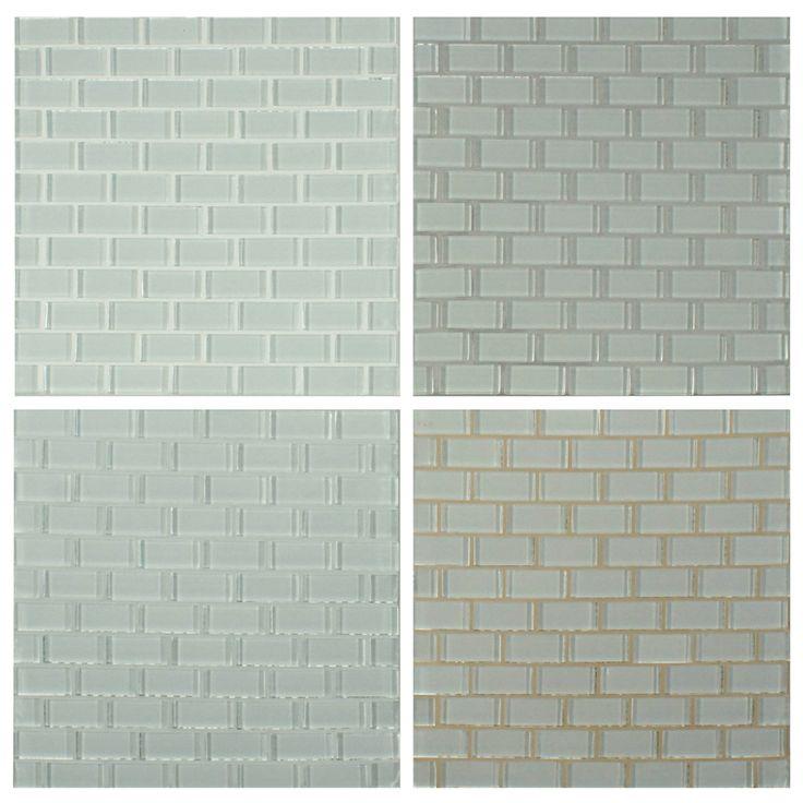 how to choose grout color for mosaic tile backsplash