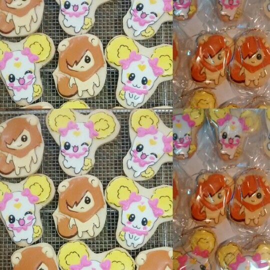 Cookies Glitter Force