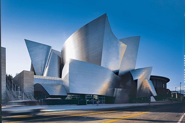 Frank Gehry: Disney Concert Hall