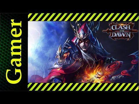 Андроид игры | Clash for Dawn: Guild War | РПГ андроид