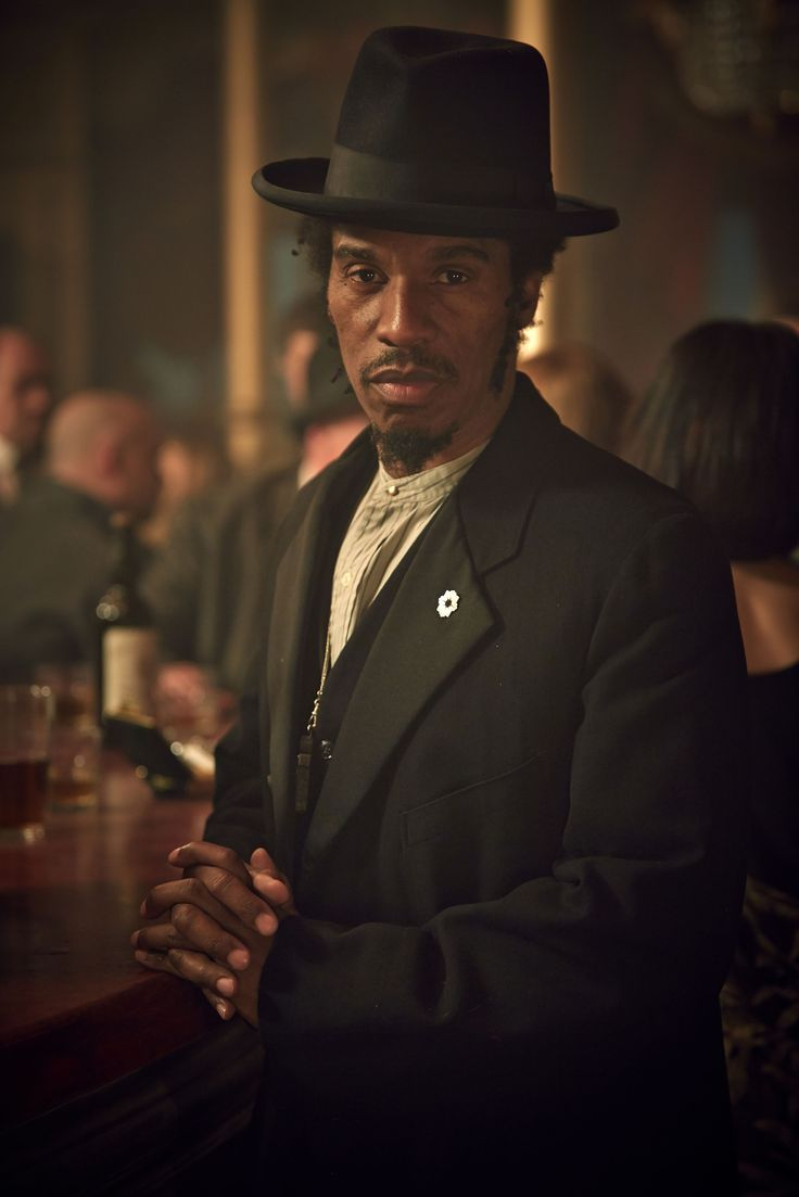 Peaky Blinders Season 2 Benjamin Zephaniah. Nice to see him on tv.