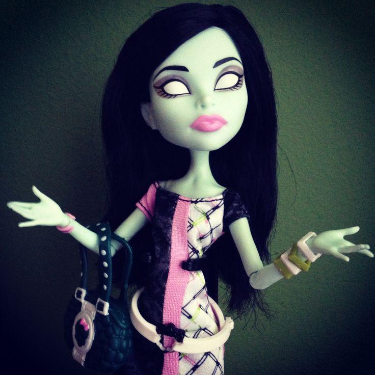 Scarah Screama. - Monster High Doll