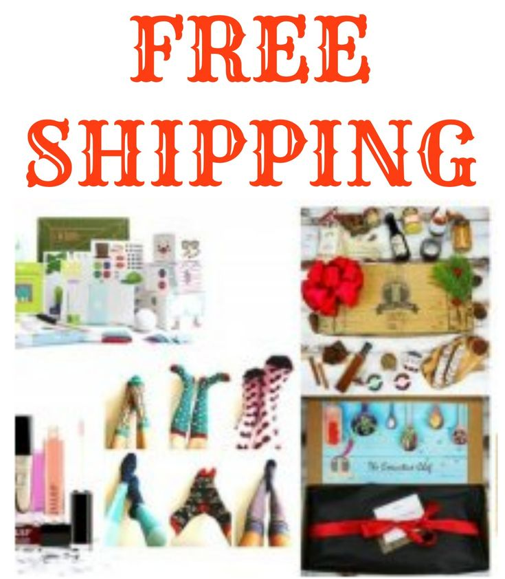 GMA Deals And Steals 12/18/14: Free Shipping