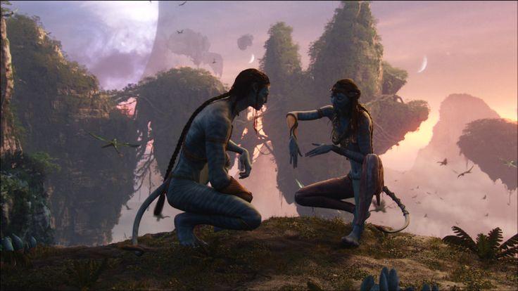 Avatar Blu-ray - James Cameron