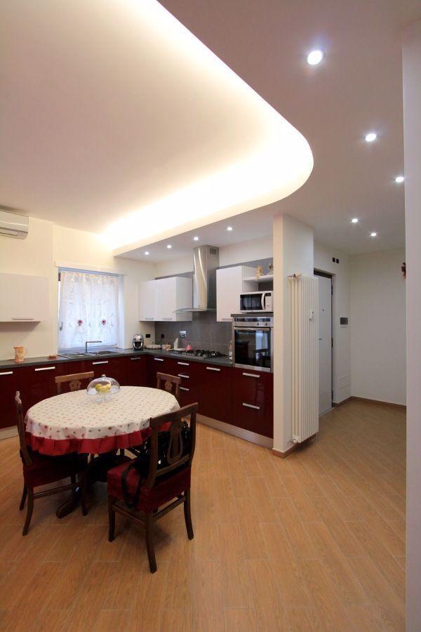 Faretti Controsoffitto Cucina In 2020 With Images Ceiling