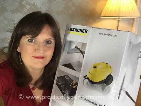 Karcher SC3 Steam Cleaner Review