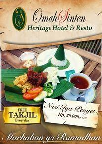 qinkqonk's Portfolio: Food Promo Stand