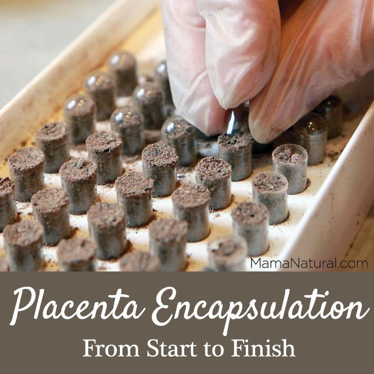 #Placenta encapsulation from start to finish, a slightly graphic video from http://MamaNatural.com