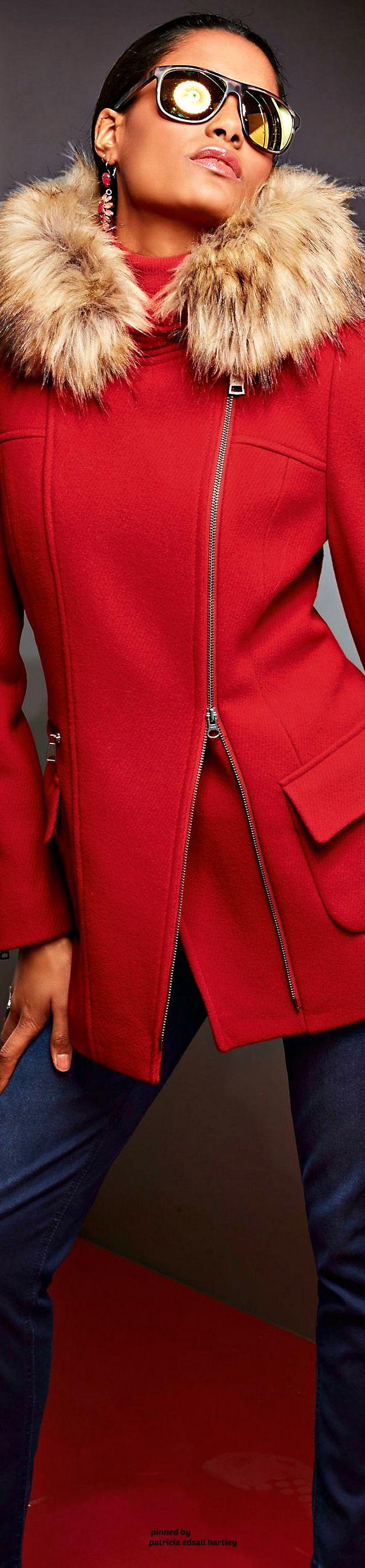 Rosamaria G Frangini | RED DESIRE | Madeleine Fashion