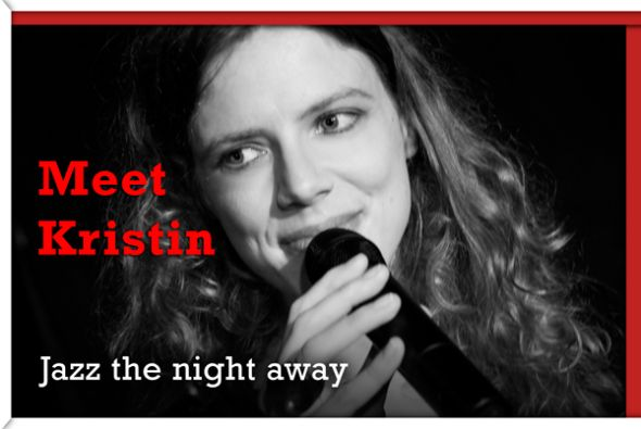 "Meet Kristin. Jazz the Night Away. ""Use time and opportunities to their full potential."" #G30  http://griffithcareers.com/2014/08/30/jazz-the-night-away-kristin-berardi/"