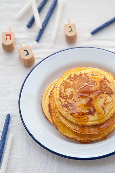 Cheese latkes/pancakes