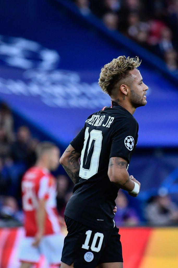 Neymar Jr  10 of PSG during the UEFA Champions  League football match Paris  Saint 1125c8bc3