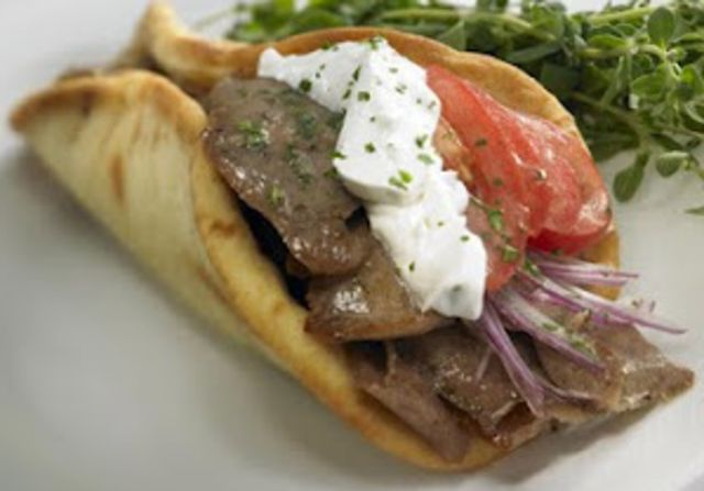 Amazing Venison Gyros - Wild Game Recipes. Pro Hunter's Journal | LEM Products | Killer Recipes for Sportsmen and Food Lovers