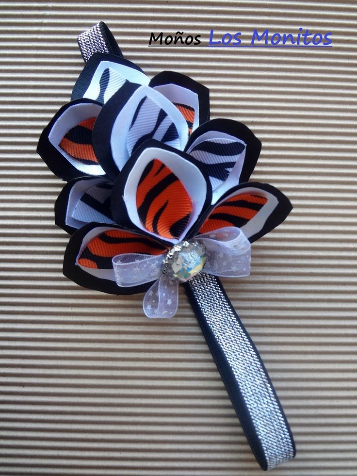 head band zebra $70 pesos or $6 dollars