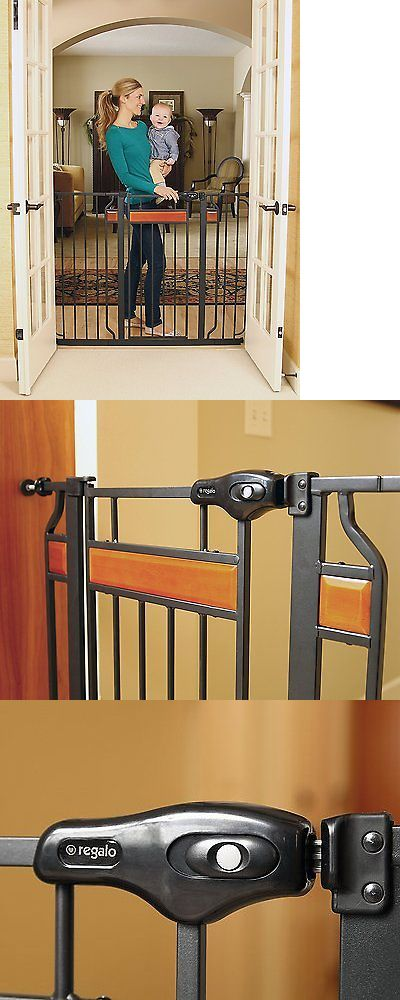 17 Terbaik Extra Wide Dog Gates di Pinterest