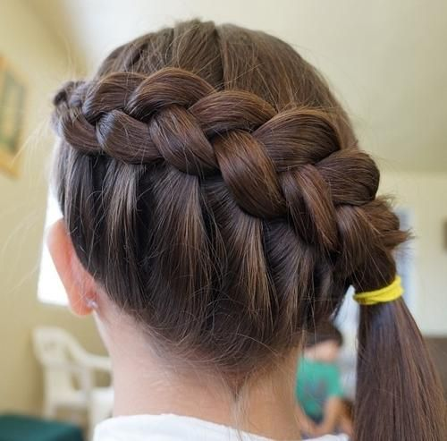 Phenomenal 17 Best Images About Braided Hairstyles On Pinterest Debby Ryan Short Hairstyles For Black Women Fulllsitofus