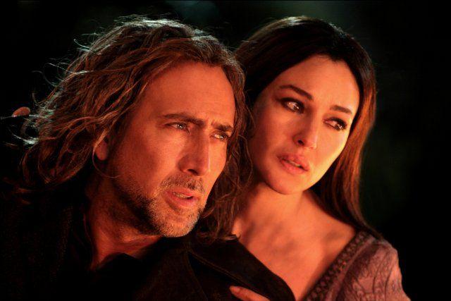 Still of Nicolas Cage and Monica Bellucci in The Sorcerer's Apprentice (2010)