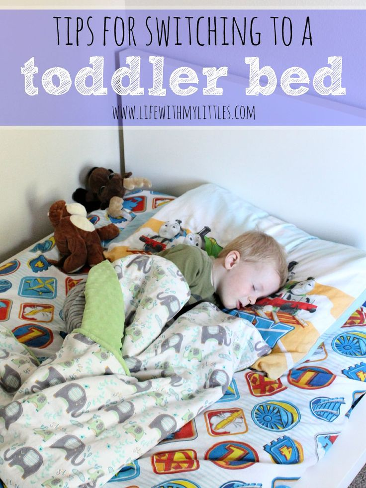 Switching To A Toddler Bed Tips