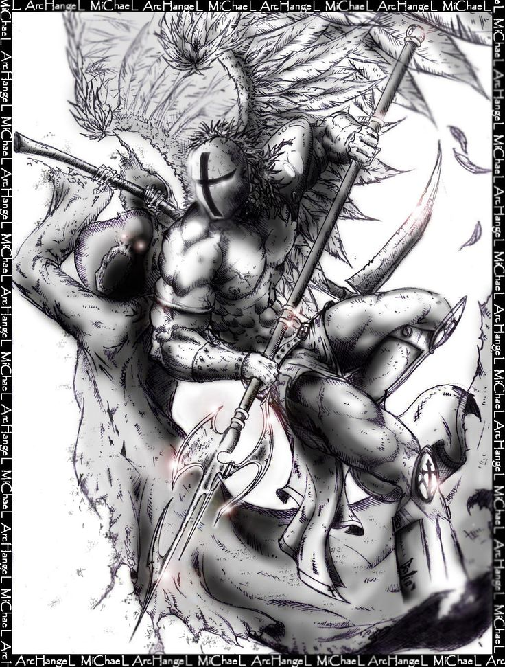 17 Best ideas about Archangel Michael Tattoo on Pinterest ...