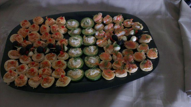 Mini Bilini's Small or Large Platters