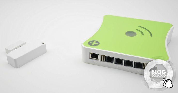 Réalisez une installation domotique économique grâce à un détecteur 4 en 1 [Guide: Eedomus Plus et Zip-ZD2201] - http://blog.domadoo.fr/2015/10/30/installation-domotique-economique-detecteur-4-en-1-zip-zd2201/