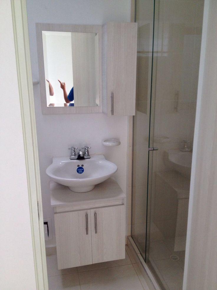 Mejores 20 imágenes de Muebles de baño en Pinterest | Muebles de ...