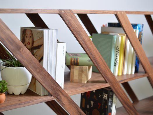Ramírez Bookshelf by Jesus Irizar, Lucia Soto and Andrea Flores