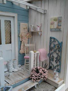 Frederica's Little World: My Summer Porch