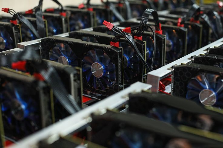 Analyst: Cryptocurrency Mining Is Boosting AMD and Nvidia Stock Prices