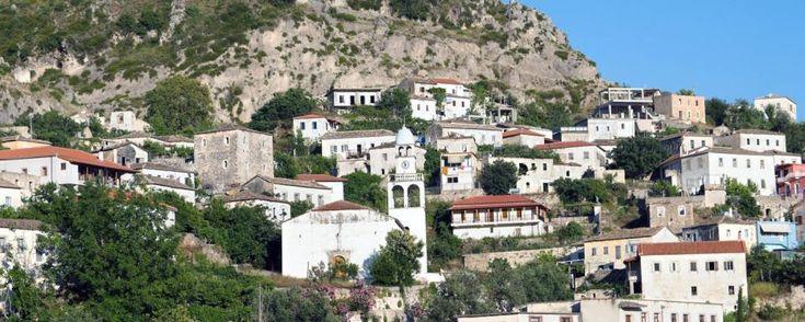 Ionischen Küste Albanien im Albanien Reiseführer http://www.abenteurer.net/2761-albanien-reisefuehrer/