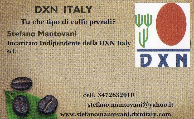 Ad ogni problema esiste una soluzione!!! Se dopo aver bevuto un caffè hai anche acidità allo stomaco, perchè non provi in nostro caffè?  www.stefanomantovani.dxnitaly.com