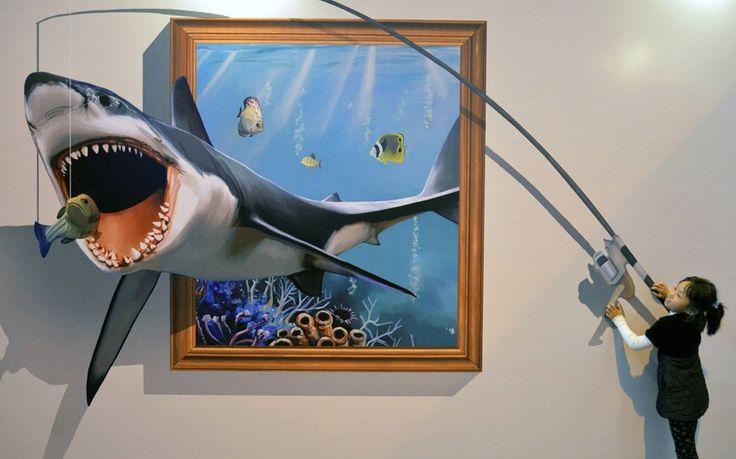 Смешные картинки с акулами, жди гости