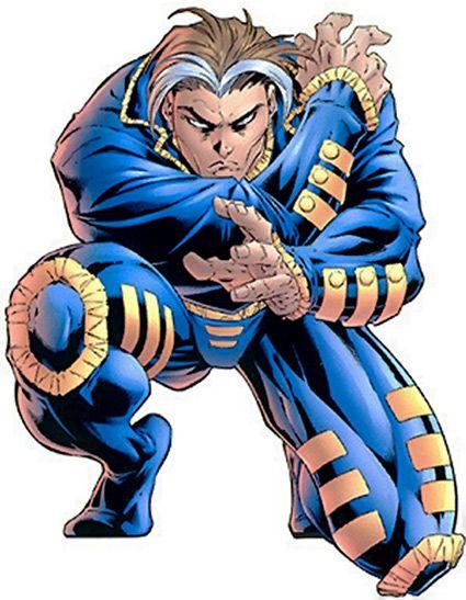 X-Man - Marvel Comics - Nate Grey - Shaman