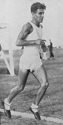1932 Juan Carlos Zabala (Argentine) JO de Los Angeles USA