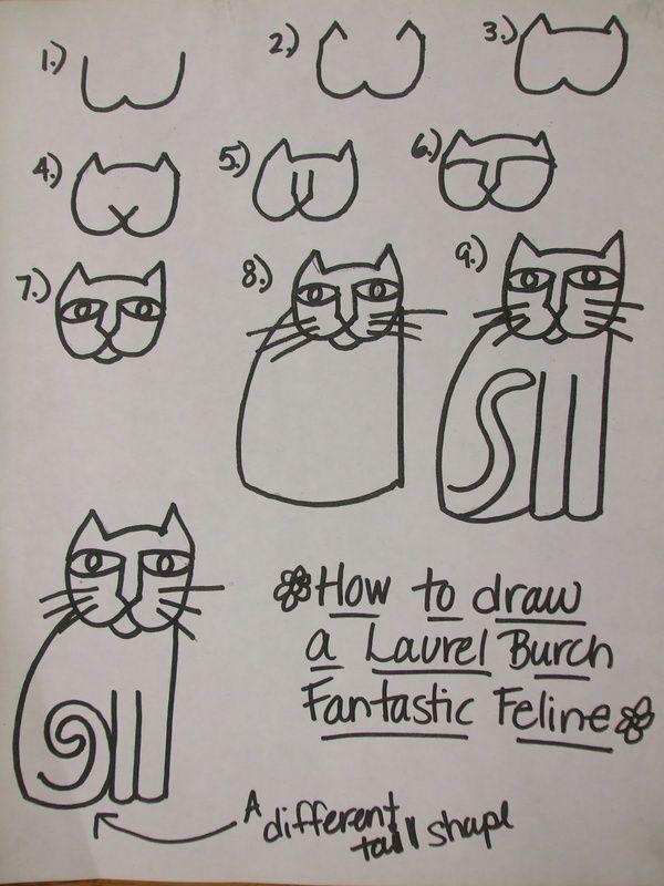 Laurel Birch cat