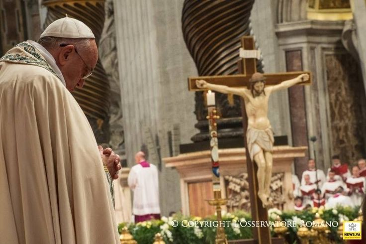 Pope Francis remembers Judaism, Islam and other noble religious traditions in the Bull of Indiction of the Jubilee of Mercy: