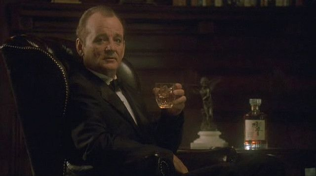 Lost in Translation SUNTORY WHISKEY HIBIKI 17 #BillMurray #BobHarris #Drink #ProductPlacement